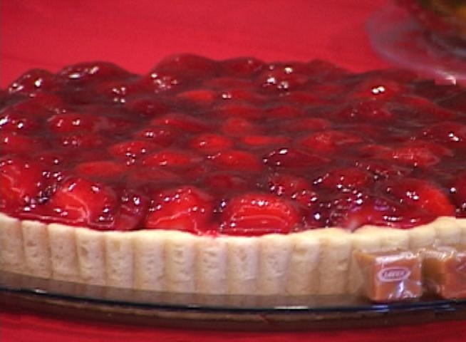 Strawberry Pie and ...